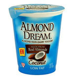 ALMOND DREAM LOWFAT PLAIN YOGURT