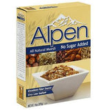 ALPEN  ALL NATURAL MUESLI NO SUGAR ADDED