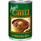 AMY'S ORGANIC  CHILI BLACK BEANS