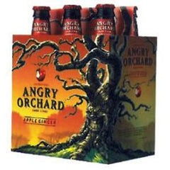 ANGRY ORCHARD HARD CIDER APPLE GINGER