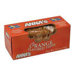 ANNA'S ORANGE THINS COOKIES