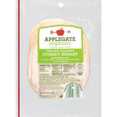 APPLEGATE ORGANIC ROASTED TURKEY BREAST