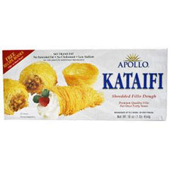 APOLLO KATAIFI SHREDDED FILLO DOUGH