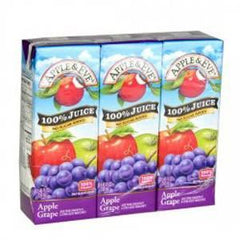 APPLE & EVE    APPLE GRAPE JUICE - 3 PACK