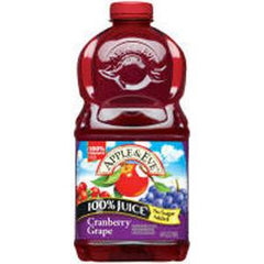 APPLE & EVE CRANBERRY GRAPE JUICE