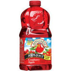 APPLE & EVE CRANBERRY APPLE JUICE