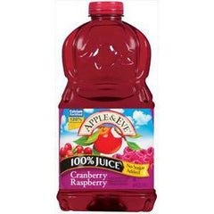 APPLE & EVE CRANBERRY RASPBERRY JUICE