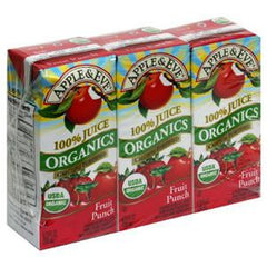 APPLE & EVE ORGANIC FRUIT PUNCH JUICE 3 PK