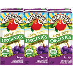 APPLE & EVE ORGANIC GRAPE JUICE 3 PK