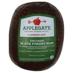APPLEGATE UNCURED BLACK FOREST HAM