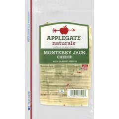 APPLEGATE NATURAL MONTEREY JACK CHEESE