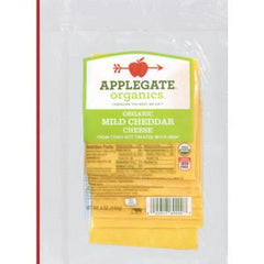 APPLEGATE ORGANIC CHEDDAR CHEESE
