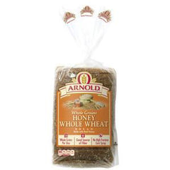 ARNOLD WHOLE WHEAT HONEY BREAD