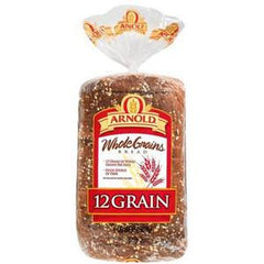 ARNOLD WHOLE GRAIN 12 GRAIN BREAD