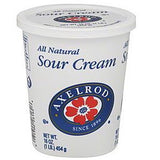 AXELDROD SOUR CREAM