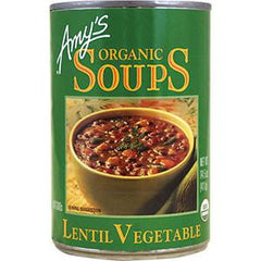 AMY'S ORGANIC CREAM OF TOMATO SOUP