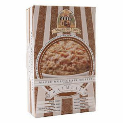 BAKERY ON MAIN GLUTEN FREE MAPLE MULTIGRAIN INSTANT OATMEAL