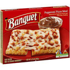 BANQUET PEPPERONI PIZZA MEAL