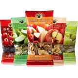 BARE FRUIT 100% ORGANIC CINNAMON APPLE CHIPS - GLUTEN FREE - SUGAR FREE