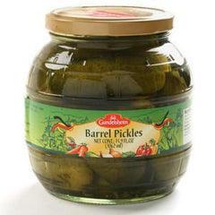 GUNDELSHEIM BARREL PICKLES