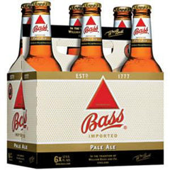 BASS PALE ALE BEER
