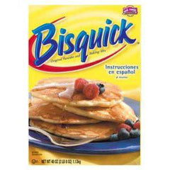 BETTY CROCKER BISQUICK ORIGINAL PANCAKE AND BAKING MIX
