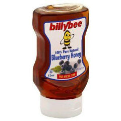 BILLYBEE BLUEBERRY HONEY