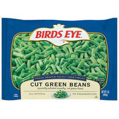 BIRDS EYE CUT GREEN BEANS VEGETABLE