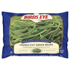 BIRDS EYE FRENCH CUT GREEN BEANS