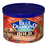 BLUE DIAMOND ALMOND BOLD JALAPENO SMOKEHOUSE