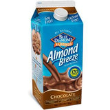 BLUE DIAMOND ALMOND BREEZE CHOCOLATE MILK