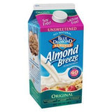 BLUE DIAMOND ALMOND BREEZE UNSWEETENED ORIGINAL