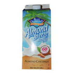 BLUE DIAMOND ALMOND COCONUT MILK