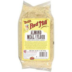 BOB'S RED MILL GLUTEN FREE ALMOND MEAL FLOUR