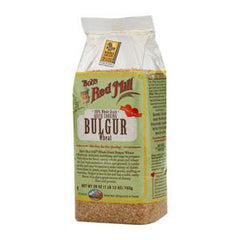 BOB'S RED MILL BULGUR RED WHEAT