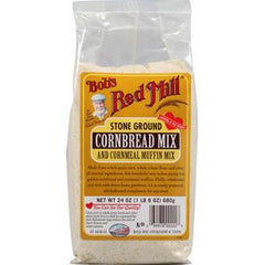 BOB'S RED MILL CORN BREAD MUFFIN MIX