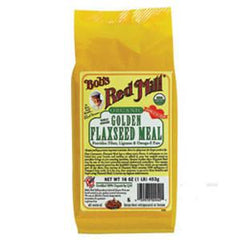 BOB'S RED MILL ORGANIC GLUTEN FREE FLAXSEED GOLDENMEAL