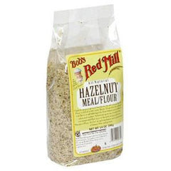 BOB'S RED MILL GLUTEN FREE HAZELNUT MEAL FLOUR