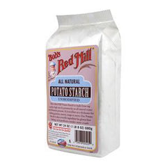 BOB'S RED MILL ALL NATURAL POTATO STARCH UNMODIFIED
