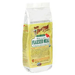 BOB'S RED MILL ORGANIC GLUTEN FREE FLAXSEED MEAL