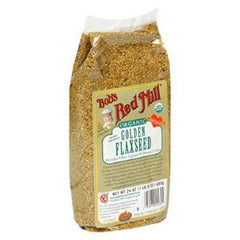 BOB'S RED MILL ORGANIC GOLDEN FLAXSEED
