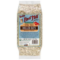 BOB'S RED MILL ORGANIC ROLLED OATS OLD FASHIONED