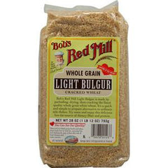 BOB'S RED MILL WHOLE GRAIN LIGHT BULGUR