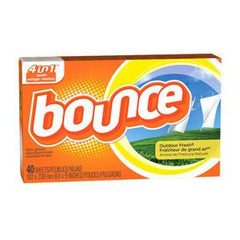 BOUNCE OUTDOOR FRESH 40 SHEETS