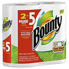 BOUNTY FITS ROLL HOLDER PAPER TOWELS
