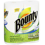 BOUNTY WHITE PAPER TOWELS