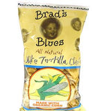 BRAD'S ORGANIC WHITE TORTILLAS CHIPS