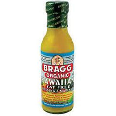 BRAGG ORGANIC HAWAII FAT FREE DRESSING AND MARINADE