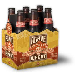 BRECKENRIDGE BREWERY AGAVE WHEAT UNFILTERED WHEAT ALE BEER 6 PACK