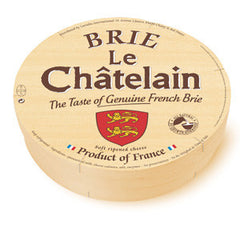 BRIE LE CHATELAIN CHEESE